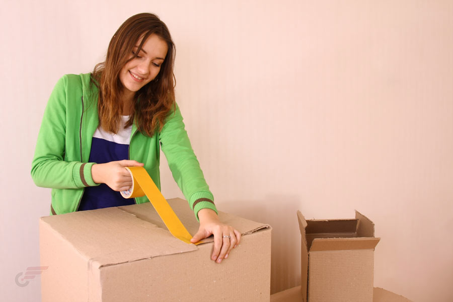 Right Move offers Packing / Unpacking Services for Moves