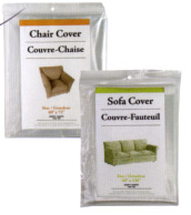 Furniture Covers<br/>(1.5 mm plastic)