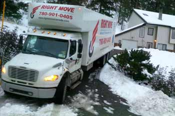 Ice, snow, or bad weather? No Problem! Don't worry - we'll always keep our deliveries on schedule.