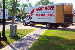 Edmonton Area Moving